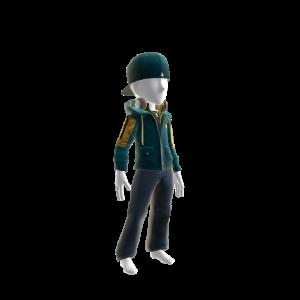 Jacksonville Team Jacket and Hat