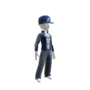 Lightning Track Jacket and Hat