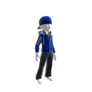Chelsea Blue Team Jacket and Hat