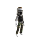 Combat Mercenary - Arctic
