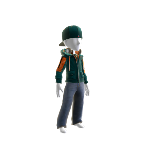 Miami Team Jacket and Hat