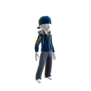 St. Louis Team Jacket and Hat