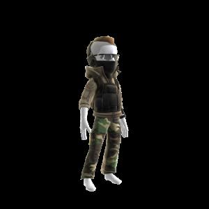 Combat Mercenary - Desert