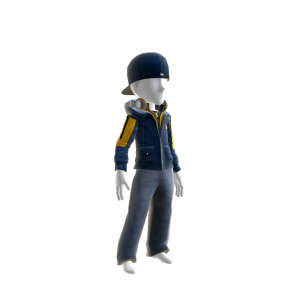 Predators Team Jacket and Hat