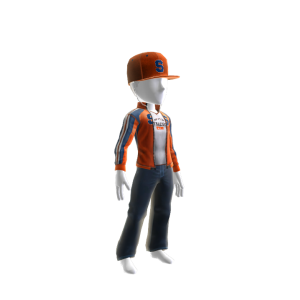 Syracuse Track Jacket and Hat