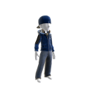 Lightning Team Jacket and Hat