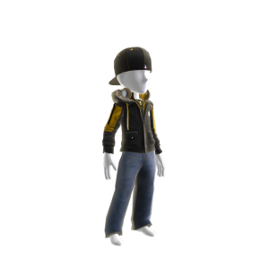 Pittsburgh Team Jacket and Hat