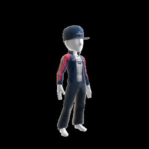 Gonzaga Track Jacket and Hat