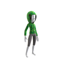Minecraft Mikina Creeper