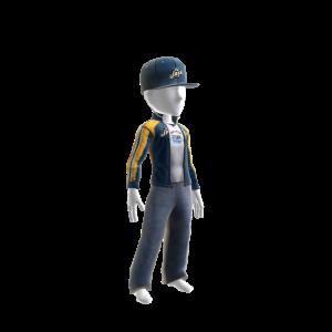Jazz Track Jacket and Hat