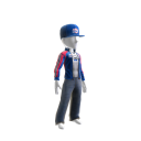 Clippers Track Jacket and Hat