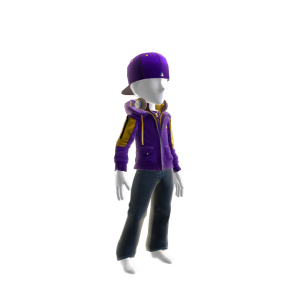 Minnesota Team Jacket and Hat