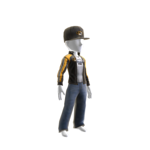 Missouri Track Jacket and Hat