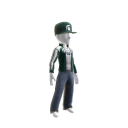 Michigan State Track Jacket and Hat