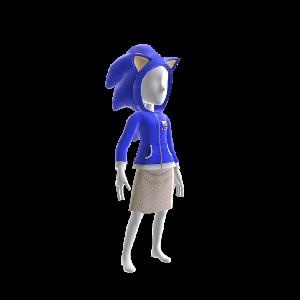 Sonic Hoodie Avatar