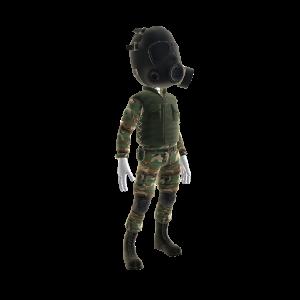 Deadlight - 80s ARMY Uniform