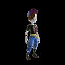 Li'l T.'s 90s Outfit