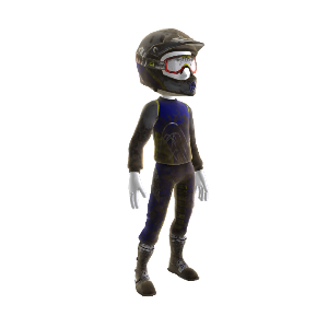 Muddy Gear Outfit