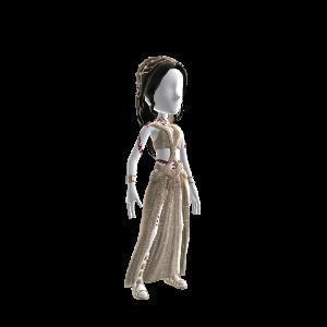Princess Dejah Wedding Costume