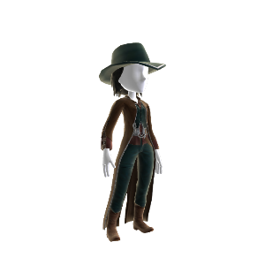 Cowboy Assassin Outfit