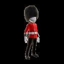 Uniform der königlichen Garde