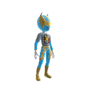 Sin Cara Outfit