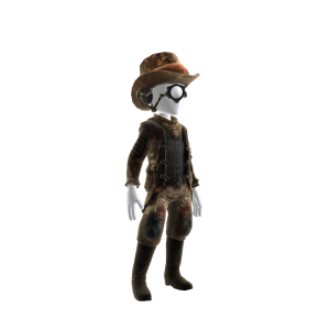 Mayor Clayton Costume