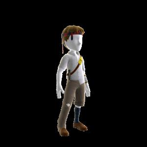 Office Warrior Costume