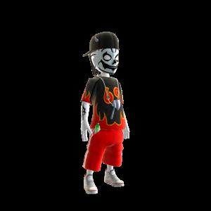 Wicked Street Clown
