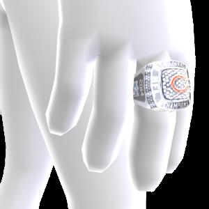 Chicago Championship Ring