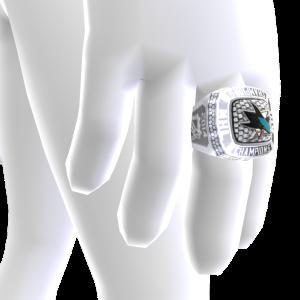 Sharks Championship Ring