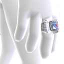 Rangers Championship Ring