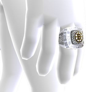 Bruins Championship Ring