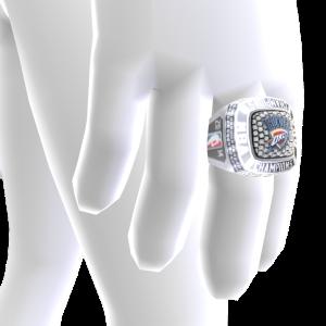 Thunder Championship Ring