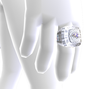 Baltimore Championship Ring