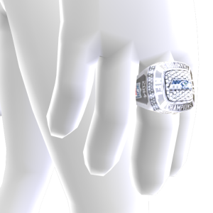 Seattle Championship Ring