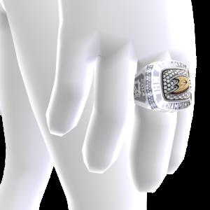 Ducks Championship Ring