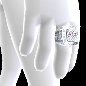New England Championship Ring
