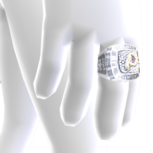Washington Championship Ring