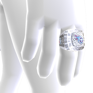 Tennessee Championship Ring