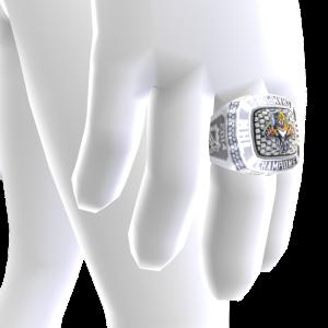 Panthers Championship Ring