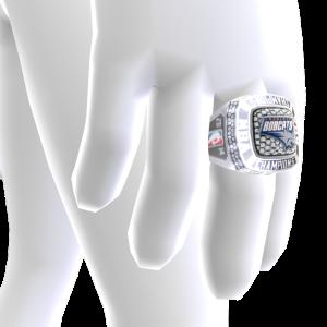 Bobcats Championship Ring