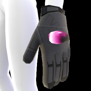 Battle Gloves - Pink Black