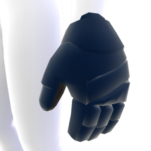 Michigan Hockey Gloves