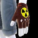 Обрезанные перчатки Дюка