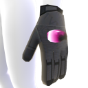 Battle Gloves - Pink Black