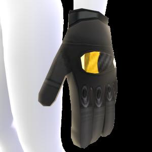 SpecOps Tac Gloves - Gold