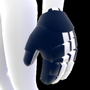 UConn Hockey Gloves