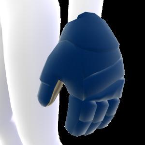 Penn State Hockey Gloves