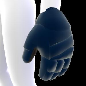 Midnight Blue Hockey Gloves